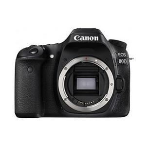 CANON デジタル一眼カメラ EOS 80D ボディ