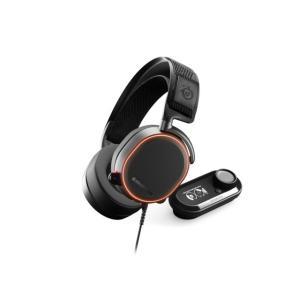 steelseries ヘッドセット Arctis Pro + GameDAC [ブラック]