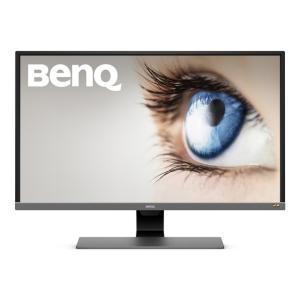 【代引不可】BenQ 液晶モニタ・液晶ディスプレイ EW3270U [31.5インチ メタリックグレ...