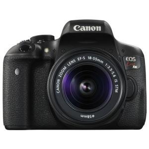 CANON デジタル一眼カメラ EOS Kiss X8i EF-S18-55 IS STM レンズキット