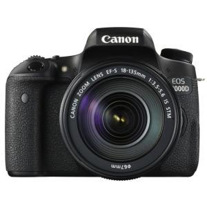 CANON デジタル一眼カメラ EOS 8000D EF-S18-135 IS STM レンズキット