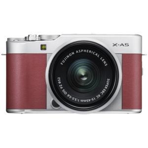 富士フイルム デジタル一眼カメラ FUJIFILM X-A5 レンズキット [ピンク]