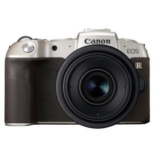 CANON デジタル一眼カメラ EOS RP(ゴールド) RF35 MACRO IS STM マウン...