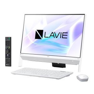 NEC デスクトップパソコン LAVIE Desk All-in-one DA370/KAW PC-DA370KAW [ファインホワイト]|youplan