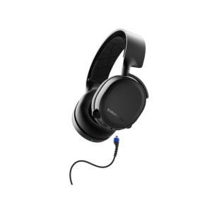 steelseries ヘッドセット Arctis 3 Bluetooth 2019 Edition