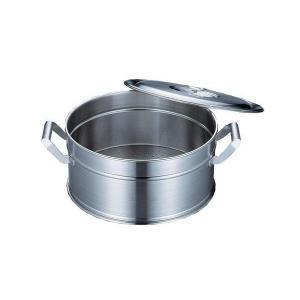 フジノス エレックマスタープロ 33cm和鍋用セイロ(2升炊) 116789(代引き不可)(同梱不可)|youplan