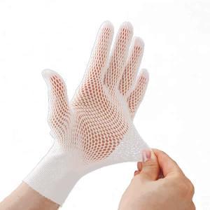 さらっと快適メッシュインナー手袋10枚入|youplan