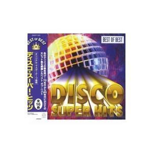 CD DISCO SUPER HITS ディスコ・スーパー・ヒッツ BEST OF BEST DQCP-1503 youplan