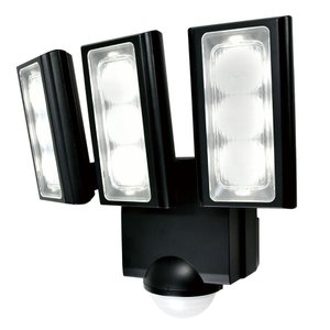ELPA(エルパ) 屋外用LEDセンサーライト 乾電池式 ESL-313DC|youplan