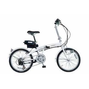 【代引不可】ミムゴ SUISUI 電動アシスト折畳自転車 6段変速 BM-A30WH[20インチ/ホワイト]【メーカー直送】|youplan