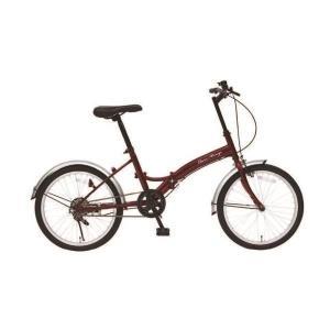 【代引不可】ミムゴ Classic Mimugo  FDB20 折りたたみ自転車 MG-CM20E[20インチ/クラシックレッド]【メーカー直送】|youplan