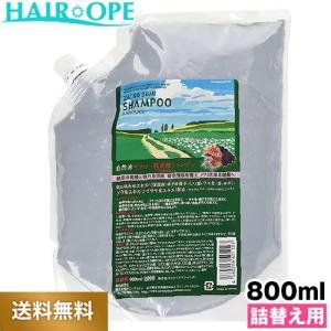 サニープレイス ザクロ精炭酸シャンプー 詰替え用 レフィル 800ml (送料無料) yct1