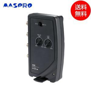 マスプロ UBCTRW30-P UHF・BS・CSテレビ・レコーダーブースター 30dB型 4K8K対応 (送料無料) yct|youplus-corp