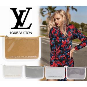 フォンダンシオン (ルイヴィトン)ポーチ バッグ クラッチバッグ 【PARIS直輸入】 FONDATION LOUIS VUITTON【正規品】 ycm youplus-corp