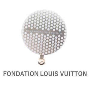 フォンダンシオン (ルイヴィトン)鏡 ポケットミラー 【パリ限定】 FONDATION LOUIS VUITTON【正規品】 ycm youplus-corp