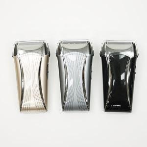 独立フローティング2枚刃でヒゲをしっかりキャッチ! ポータブルシェーバー SL-710 髭剃り 父の日 エルゴノミック形状|your-shop