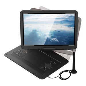 地デジ番組も楽しめるTVチューナー内蔵モデル!15.4インチ 液晶フルセグ  ポータブルDVDプレーヤー OT-FD154AK|your-shop