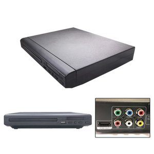 コンパクトボディで置き場所を選ばない! SaiEL HDMI 出力付き DVDプレーヤー SLI-HDVD01|your-shop