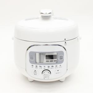 初心者でも安心♪カンタン操作で本格調理!電気圧力調理鍋 HR-P07W 煮物 無水調理 時短調理|your-shop
