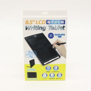 ちょっとしたメモや子供のお絵かきに♪8.5 LCD電子メモ帳 Writing Tablet|your-shop