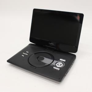 持ち運びもラクラク!12.5インチポータブルDVDプレーヤー APD-1251|your-shop