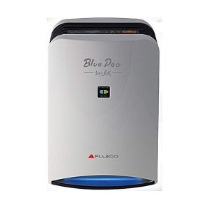 BlueDeo 富士の美風 MC-S1 コンパクト空気消臭除菌装置  消臭 除菌 アレルギー 小型 軽量 日本製 |your-shop