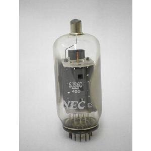 真空管 NEC製 6JS6C|yourakucho-y-shop