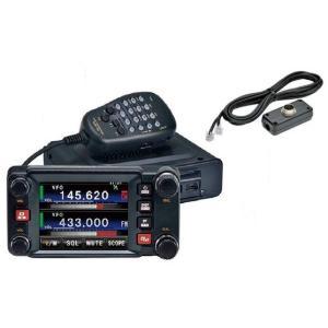 ヤエス FTM-400XD マイク延長コードセット 20W|yourakucho-y-shop