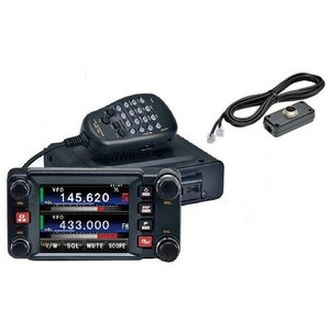 ヤエス FTM-400XDH マイク延長コードセット 50W|yourakucho-y-shop