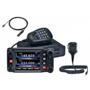 ヤエス FTM-400XDH カメラマイクセット 50W|yourakucho-y-shop