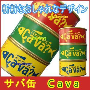 TVで話題!!  選べる 国産サバ缶詰 170g×3缶 Cava缶 サヴァ 鯖缶アソートセット