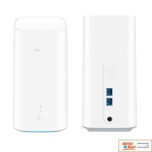 HUAWEI 5G & 4G / WAN / モバイル ルーター / CPE Pro / ホワイト|yourmiraimall
