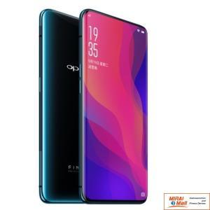 OPPO FIND X DSDA 8GB + 128GB Android 10 AI搭載 3Dカメラ / Blue / Google 対応|yourmiraimall