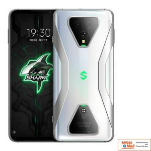 Xiaomi Black Shark 3 SIMフリー 8GB+128GB 5G / Hi-Res Google 対応 / シルバー / 日本語 対応|yourmiraimall