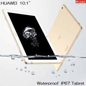"""HUAWEI HONOR 10.1"""" Waterplay IP67 SIMフリー LTE RAM4G..."""