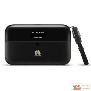 HUAWEI SIMフリー モバイル ルーター Wi-Fi 2 Pro 最大 25時間 LAN ポート付 6400mAh モバイルバッテリー 兼用|yourmiraimall