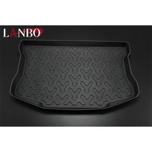 【汚れ防止 アウトドア等にお勧め!】LANBO ランボ 3D ラゲッジマット AQUA (H23/12-) NHP10|yourparts