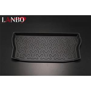【汚れ防止 アウトドア等にお勧め!】LANBO ランボ 3D ラゲッジマット タント / タントカスタム LA600 (H25/9-)|yourparts