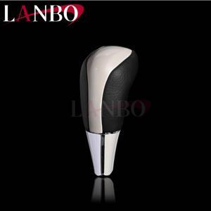 【ホワイトクリスタルシャイン】Fシフトノブ  ハイエース 200 系 1-4 型 対応 LANBO|yourparts