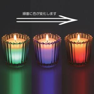 キャンドルリレー用 ドリーミング LED内蔵 色変化|yourstylewedding