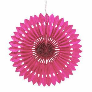 ペーパーファン ピンク 40cm 装飾 デコレーション 撮影 9色あり クリックポスト対応|yourstylewedding