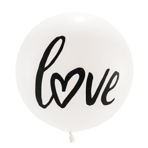 ジャンボバルーン love 風船 結婚式 ウエディング デコレーション 飾り|yourstylewedding
