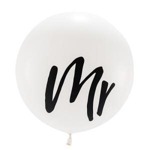 ジャンボバルーン mr ミスター 風船 ウエディング 結婚式 デコレーション 飾り|yourstylewedding