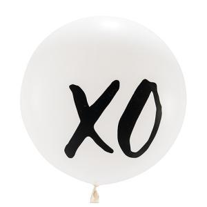 ジャンボバルーン XO 風船 結婚式 ウエディング パーティー デコレーション|yourstylewedding