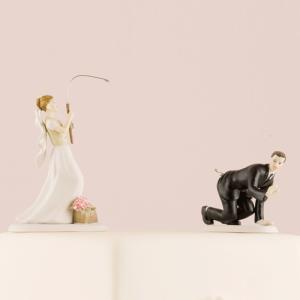ケーキトッパー 釣り ウエディング 結婚式 正規代理店|yourstylewedding