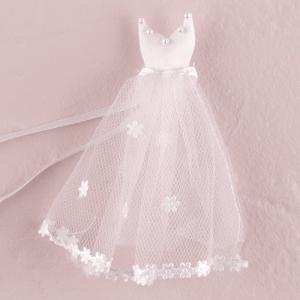 プチギフト用袋 ドラジェを入れるチュール ウエディングドレス|yourstylewedding
