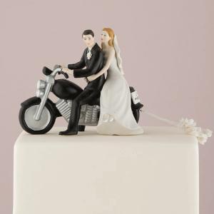ケーキトッパー オートバイ ウエディング 結婚式 正規代理店|yourstylewedding