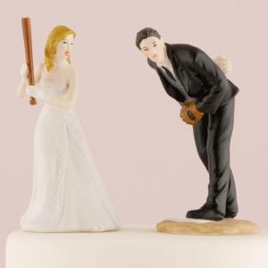ケーキトッパー 野球 Baseball ウエディング 結婚式 正規代理店|yourstylewedding
