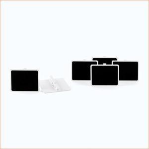 黒板 クリップ付き チョークボード 6個セット|yourstylewedding