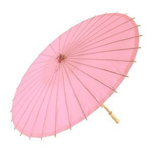 和傘 ペーパーパラソル 紙傘 パステルピンク 全18色 撮影や装飾に|yourstylewedding